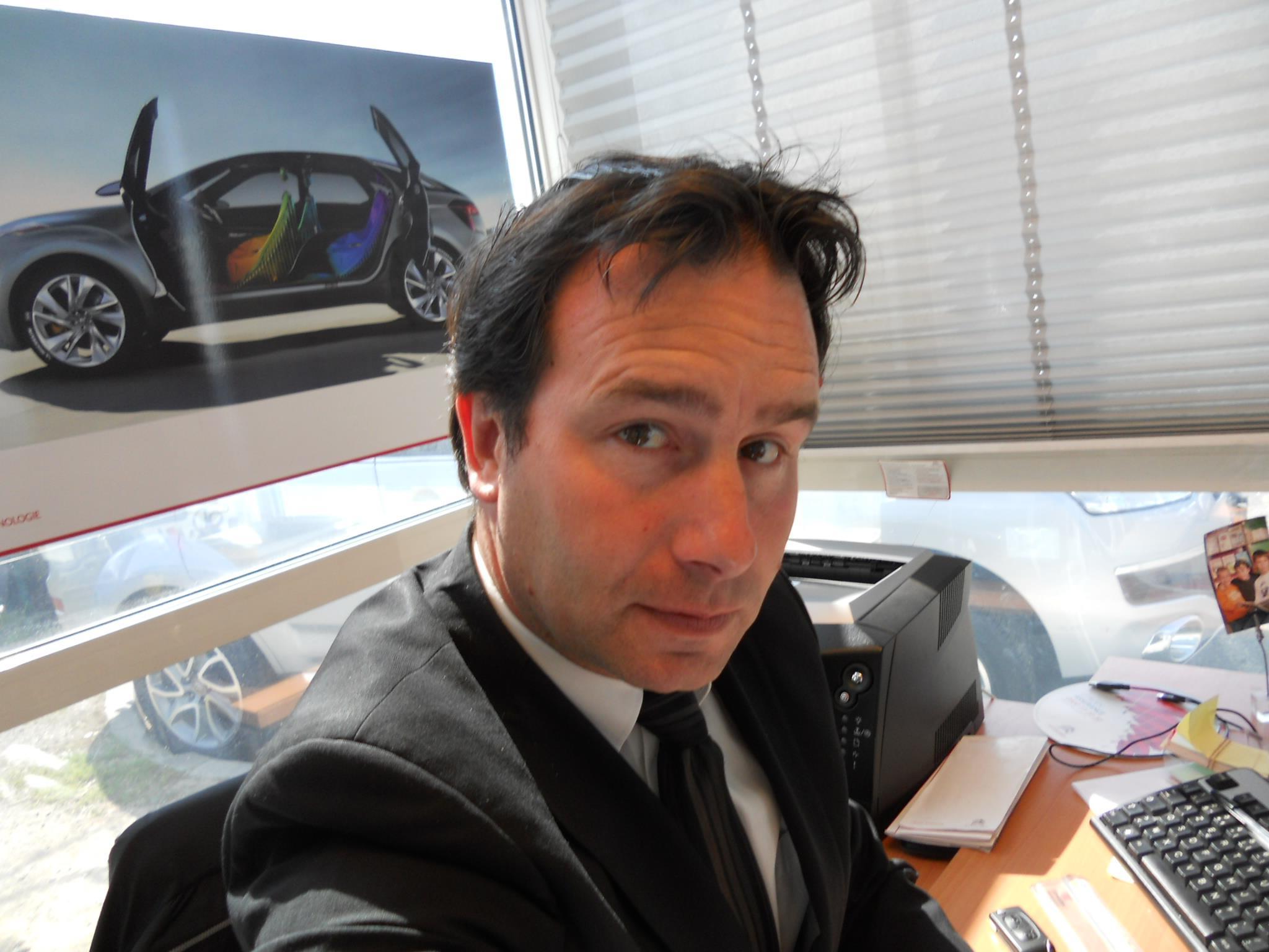 Arnaud Vuillaume directeur associé de Neortic Automobiles